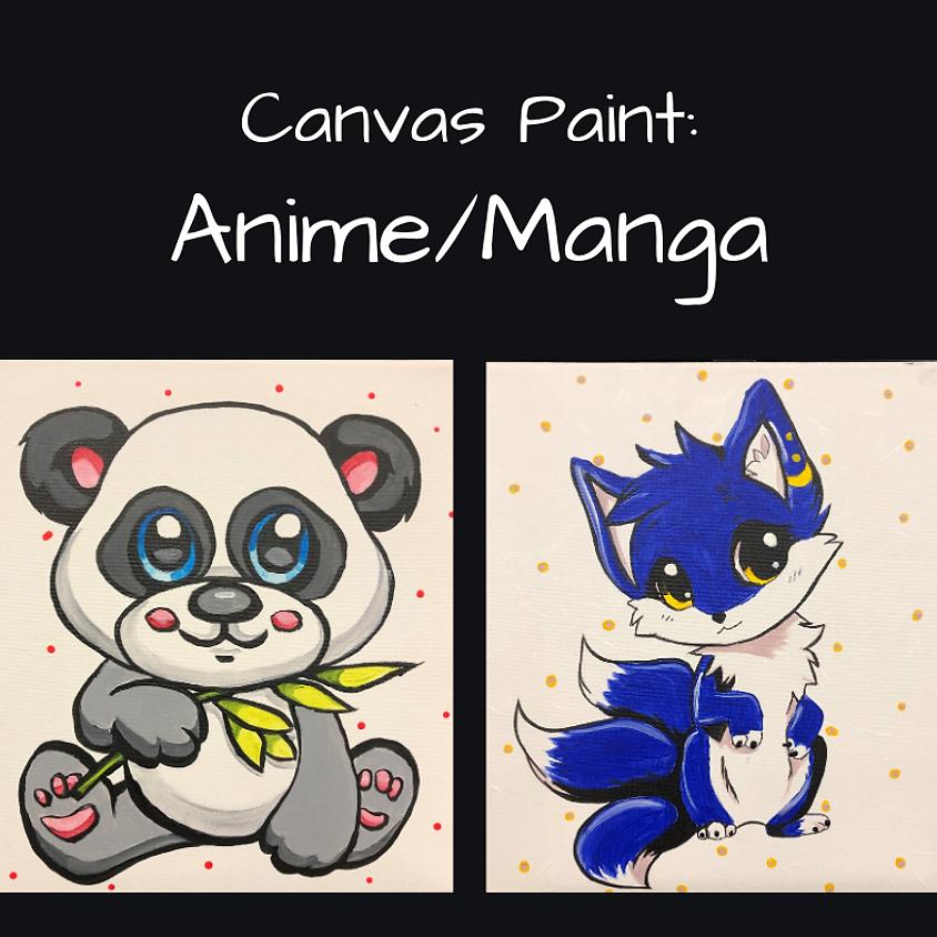 Canvas Paint: Anime