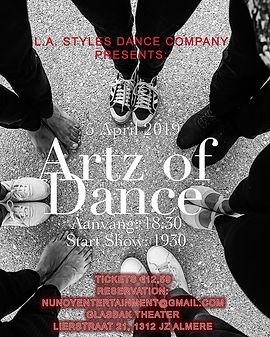 """- Artz of Dance - """"Artz of Dance is an a"""