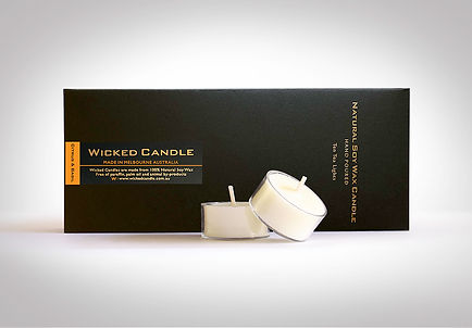 Wicked Candle_Tea Lights_Citrus & Basil.