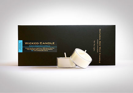 Wicked Candle_Tea Lights_European Summer