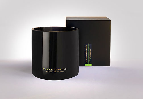 Wicked Candle_4 Wick Large Black Jar_Fre