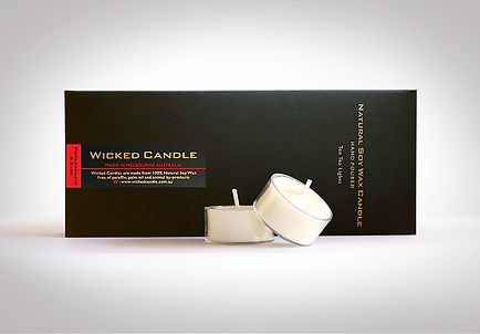 Wicked Candle_Tea Lights_Pommegranate &