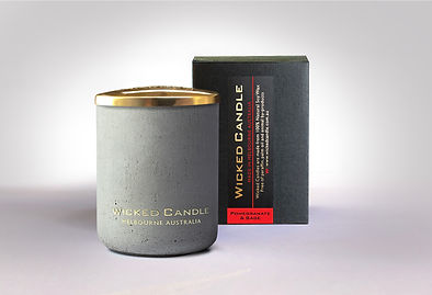 Wicked Candle_Small Concrete Grey Jar_Po