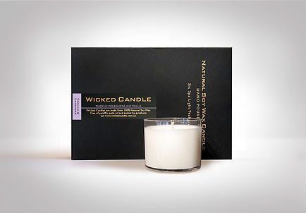 Wicked Candle_Spa Lights_Vanilla Lavende