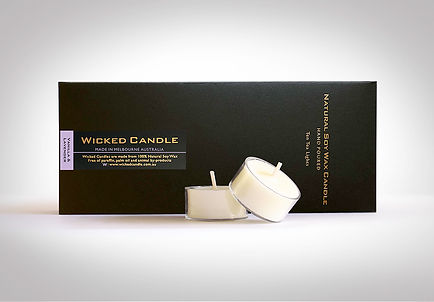 Wicked Candle_Tea Lights_Vanilla Lavende