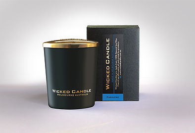 Wicked Candle_Small Black Jar_Paradise.j