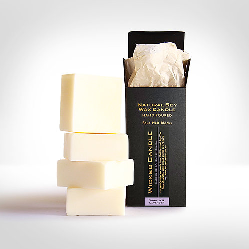 Melts - Vanilla Lavender