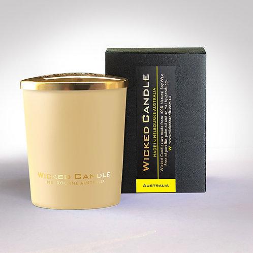 Small Glass Jar (Cream) - Australia