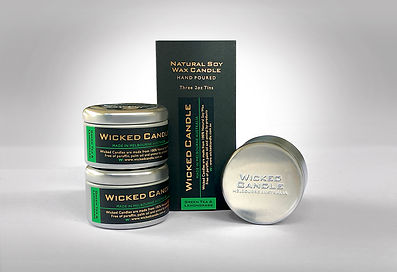 Wicked Candle_Small TIns Tripple Pack_Gr