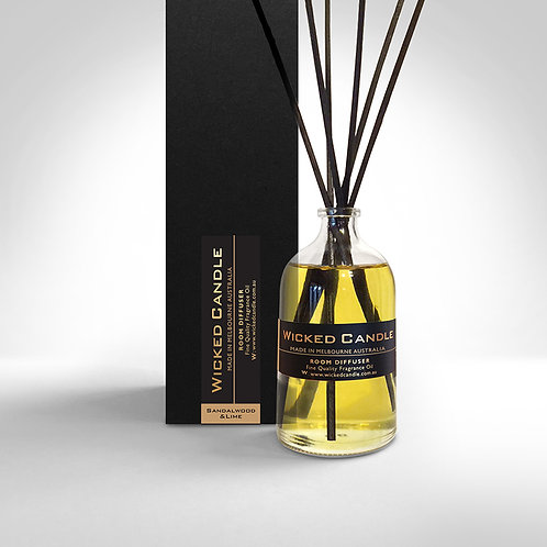 Diffuser - Sandalwood & Lime