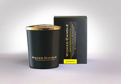 Wicked Candle_Small Black Jar_Australia.