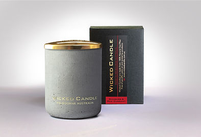 Wicked Candle_Small Concrete Grey Jar_Rh