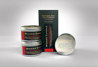 Wicked Candle_Small TIns Tripple Pack_Po
