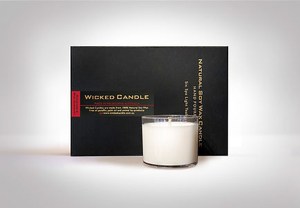 Wicked Candle_Spa Lights_Rhubarb & Red C