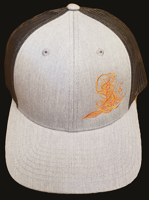 Gnarly Fox Logo Hat