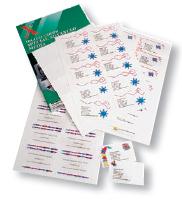 Laser Business Card