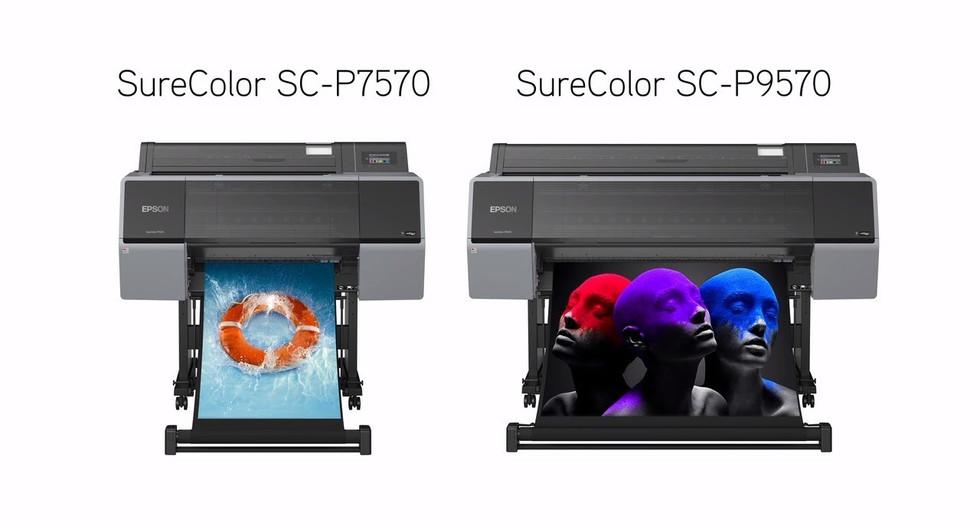 "Product Tour: Epson® SureColor® P9570   P7570 24"" and 44"" Printers"