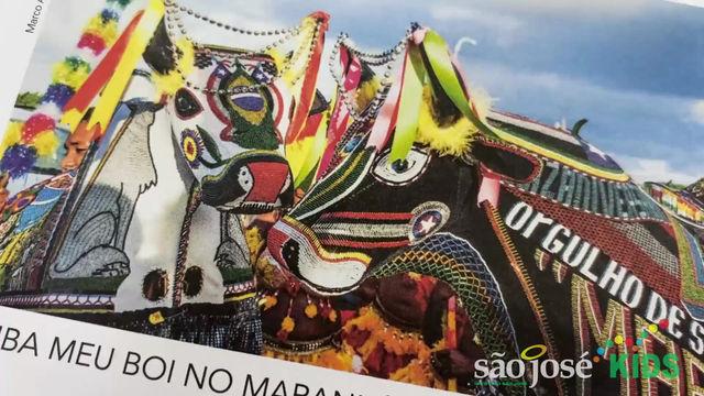 Dia recheado de cultura popular no Instituto São José!