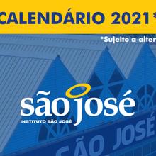 São José divulga seu calendário letivo de 2021