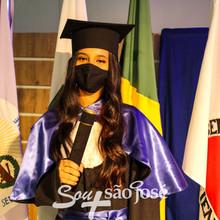 São José celebra com estudantes concluintes dos Ensinos Fundamental e Médio