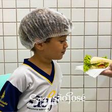 Uma alimentação saudável faz parte da boa educação?