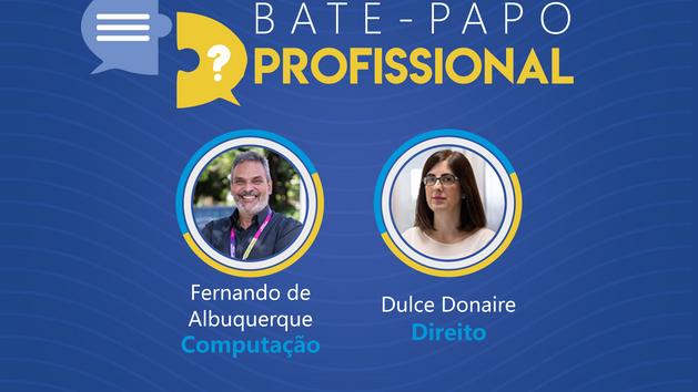 BATE-PAPO Profissional com os estudantes da 2ª e 3ª série do São José Vest!