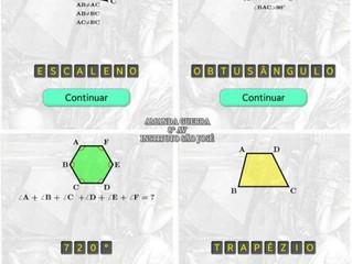 São José adota ferramentas diversificadas na construção de conhecimentos matemáticos.