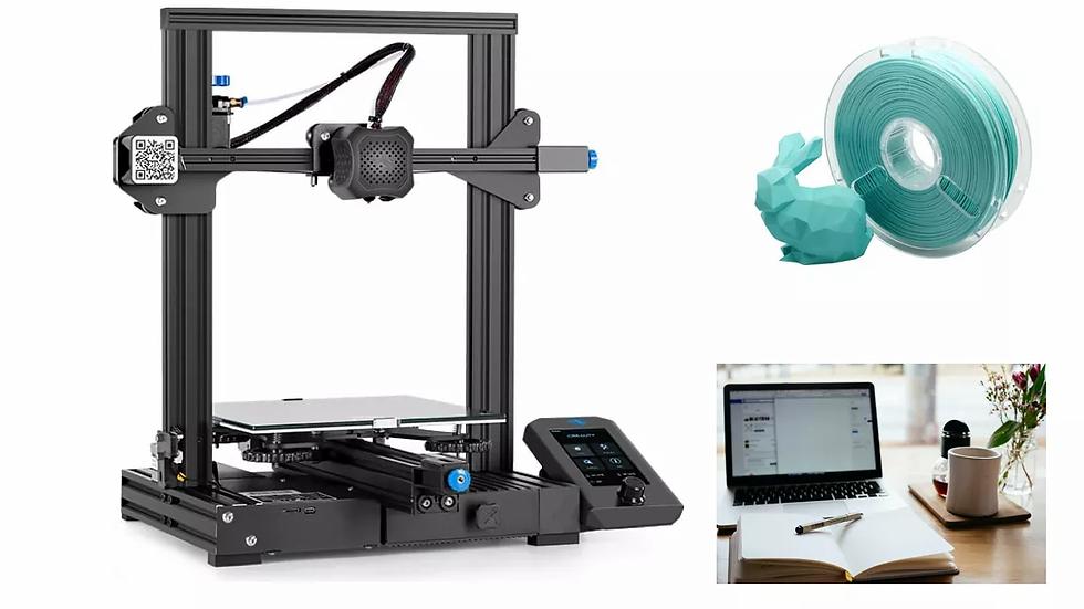 3D Print start pakket