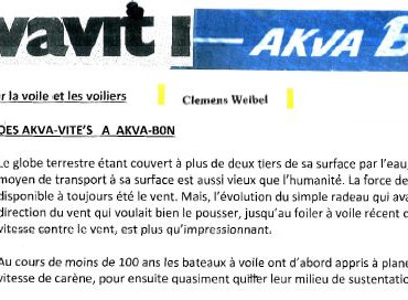 Akvavit - Akva Bon