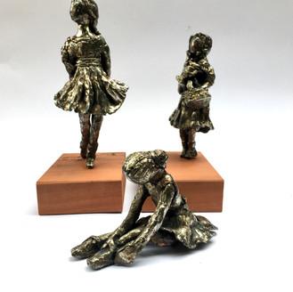 Ballerinas and Dorothy