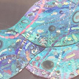 Underwater Mosaic - Royal Children's Hospital