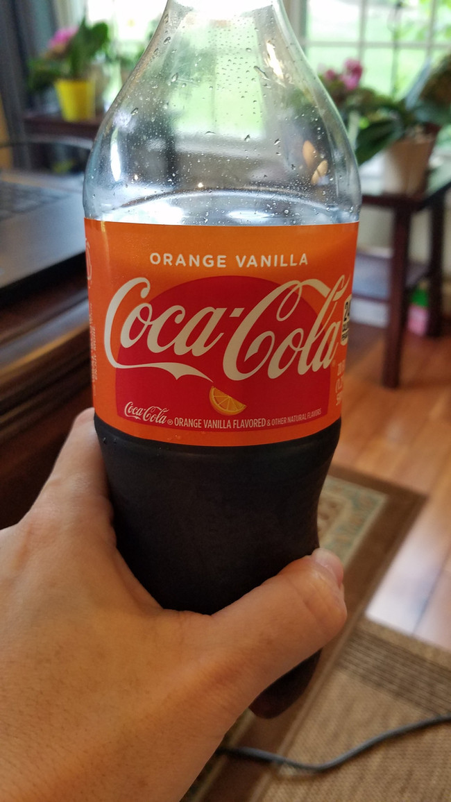 Orange Vanilla Coke - Yeah, That's Right