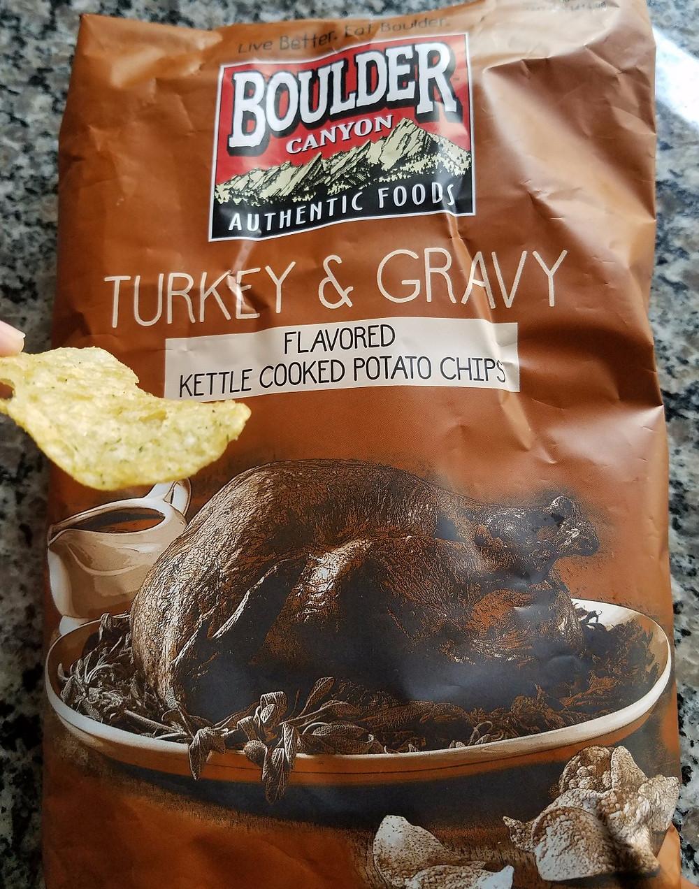 Turkey & Gravy Chips