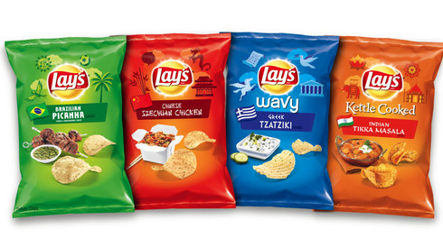 Lay's Roundup 2016: Passport to Flavor