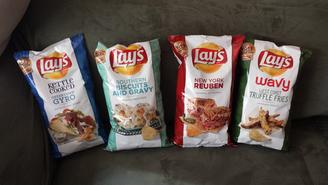 Lay's 2015 Roundup: Once More Unto the Wrongness