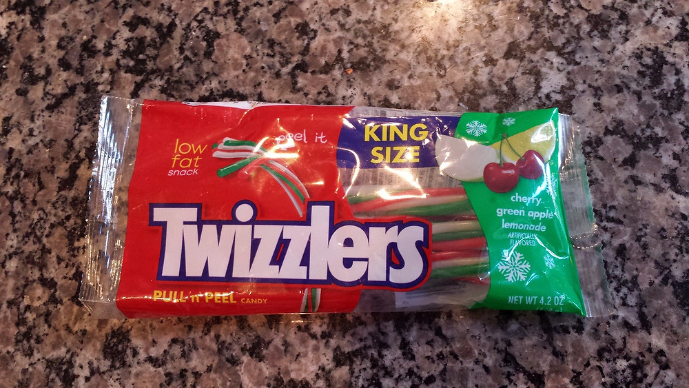 Xmas Twizzlers Package