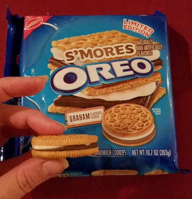 S'mores, Blueberry Pie, & Key Lime Pie Oreos: So Long, Summer!