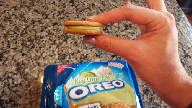 Key Lime Pie & Brownie Batter Oreos: A Hit and A Miss, But Not The Ones You'd Expect