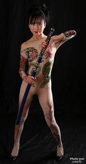 Lala tatouée ?