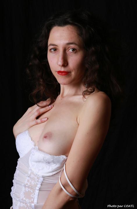 Rosita en blanc