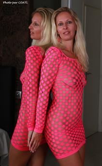 Adeline et sa jumelle