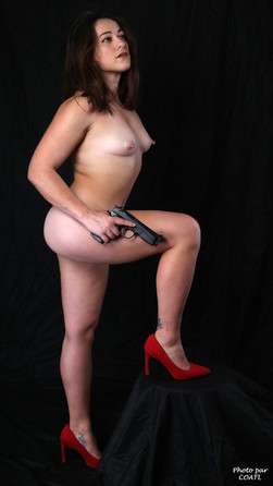 Virginia AB au pistolet