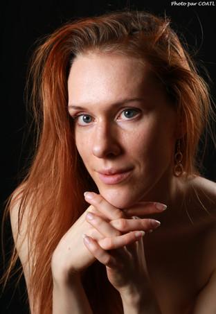 Radmila, portrait