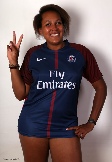 Supportrice du PSG