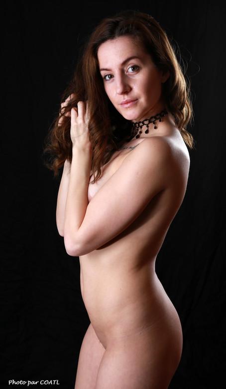 Gabriela nue