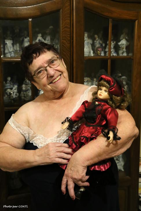 Iéna, la poupée