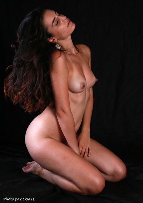 Olivia Jane au sol