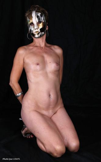 Lory masquée