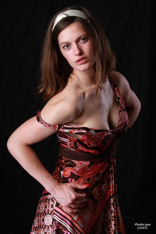 Heïdi, la petite robe