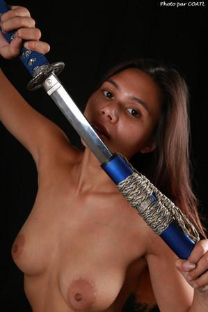 Pocahontas armée